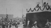 Quảng trường Ba Đình những năm đầu thế kỷ XX