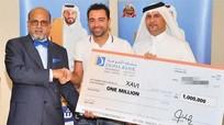 Danh thủ người Tây Ban Nha trúng xổ số ở Qatar