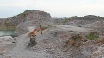 Xử lý nghiêm vi phạm tại mỏ đá Lèn Chùa