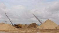 Hưng Nguyên: 5 bến cát không phép đang hoạt động
