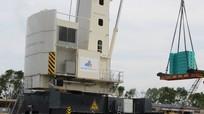 Cảng Nghệ Tĩnh: Chuyên nghiệp và hiện đại trong xếp dỡ hàng hóa