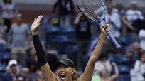Sharapova thẳng tiến vào vòng ba Mỹ Mở rộng 2017