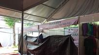 Vắng lặng một hội chợ tầm quốc gia