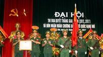 Trung đoàn Vận tải 654 đón nhận Huân chương Bảo vệ Tổ quốc hạng Nhì