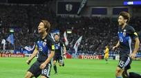 Vòng loại World Cup 2018 châu Á: Nhật Bản có vé đi Nga