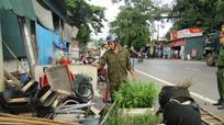 Chợ vắng, huyện Quỳ Châu miễn thuế cho người buôn bán nhỏ