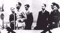 Những nhân vật đặc biệt trong ngày Quốc khánh đầu tiên của dân tộc