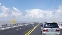 Khánh thành đường cầu vượt biển dài nhất Việt Nam
