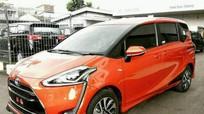 'Sốc' xế độ Toyota Sienta giá 495 triệu đồng