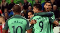 Ronaldo kiến tạo, Bồ Đào Nha thắng trận then chốt tại vòng loại