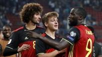 Bỉ đoạt vé đầu tiên ở châu Âu dự World Cup 2018