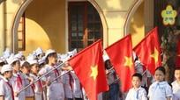 Gần 740.000 học sinh Nghệ An náo nức vào năm học mới