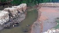 Hệ thống thủy lợi hang ngầm độc đáo ở Quỳ Hợp bị bồi lắng, dân gặp khó
