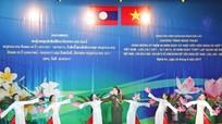 Đặc sắc chương trình nghệ thuật ca ngợi tình đoàn kết hữu nghị Việt - Lào