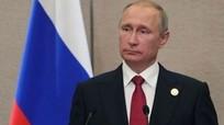 Tổng thống Putin: 'Tôi không phải chú rể, Trump không phải cô dâu'