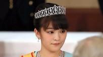 Công chúa Nhật Bản bỏ tước hiệu hoàng gia, đính hôn với thường dân