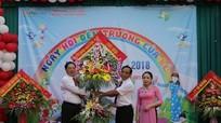 Phó Chủ tịch UBND tỉnh Lê Minh Thông dự lễ khai giảng tại Trường mầm non Sunrise