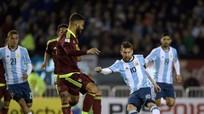 Messi 'tịt ngòi', Argentina bị Venezuela cầm chân