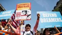 Trump ngưng 'Chính sách Giấc mơ' của Obama, biểu tình nổ ra khắp Mỹ