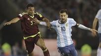 Vòng loại World Cup 2018 khu vực Nam Mỹ: Samba lỗi nhịp, Tango lên tiếng