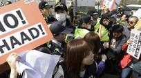 Hàn Quốc: Biểu tình phản đối triển khai THAAD biến thành đụng độ