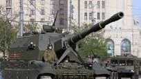 Pháo tự hành 2S35 Koalitsiya-SV có thể bắn trúng mục tiêu cách xa 70km
