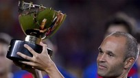 Iniesta và Chủ tịch Barca phát biểu trái ngược về hợp đồng