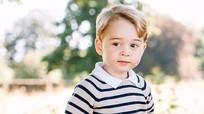 Bộ ảnh đáng yêu của Hoàng tử nhí nước Anh
