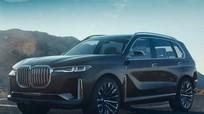 BMW X7: SUV hạng sang hoàn toàn mới