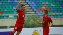 Sao trẻ HAGL tỏa sáng, U18 Việt Nam thắng dễ dàng Philippines