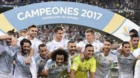 'Báo động đỏ' cho Real Madrid