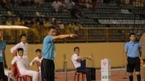 HLV Hà Nội thanh minh về lối chơi xấu xí trên sân Vinh