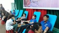 Chàng trai dân tộc Thái 10 lần hiến máu tình nguyện
