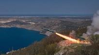 Hải quân Nga phóng tên lửa hành trình trên biển Đen