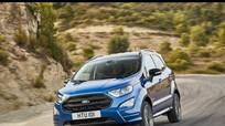 Ford giới thiệu phiên bản nâng cấp cho EcoSport, động cơ mới