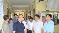 Trung tâm Y tế Nam Đàn hướng trở thành vệ tinh Bệnh viện Bạch Mai