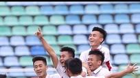 Đả bại Indonesia, U18 Việt Nam đặt một chân vào bán kết