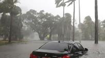 Hình ảnh siêu bão tử thần Irma gây 'đại hồng thủy' ở Florida