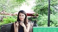 Khánh Vy '7 thứ tiếng' lên tiếng về tin đồn 'vào VTV nhờ mối quan hệ'