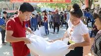 Nghệ An: Hơn 1,8 nghìn tấn gạo cứu đói cho người dân dịp Tết Mậu Tuất
