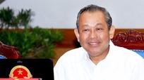 Phó Thủ tướng Trương Hòa Bình trả lời phỏng vấn về quan hệ Việt-Trung