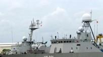 Tàu BPS-500 Việt Nam trang bị vũ khí mới sau nâng cấp