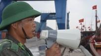100% chiến sỹ biên phòng sẵn sàng ứng phó bão số 10
