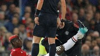 Man Utd mất Pogba từ 4 đến 6 tuần