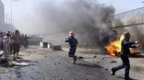 Đánh bom tự sát liên hoàn tại Iraq, hơn 50 người thiệt mạng