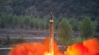 Nóng: Sáng nay Triều Tiên phóng tên lửa từ Bình Nhưỡng bay qua Nhật Bản