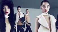 Giải mã thành công đột phá của người mẫu châu Á trong làng mốt thế giới
