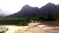 Cảnh báo xuất hiện đợt lũ, nguy cơ ngập úng tại Nghệ An do mưa lớn