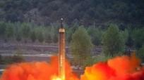 Nhật Bản đã quyết định không bắn hạ tên lửa Triều Tiên