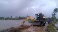 Nghệ An: Thủy triều dâng cao, cả trăm ha tôm bị xóa sổ